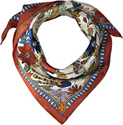 Meadow Folly Silk Neckerchief