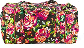 Vera Bradley Large Duffel (English Rose)