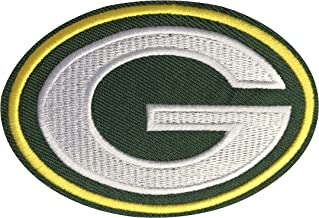 Green Bay Packers Logo NFL Football Hat Shirt Jersey Embroidered Iron On Patch