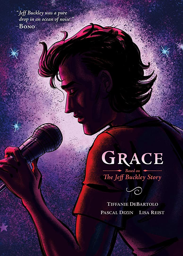 組立地区ポットGrace: Based on the Jeff Buckley Story (English Edition)