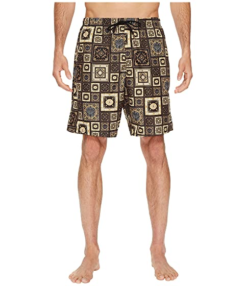 Versace Long Printed Versace Beach Shorts Printed BYC4awdq