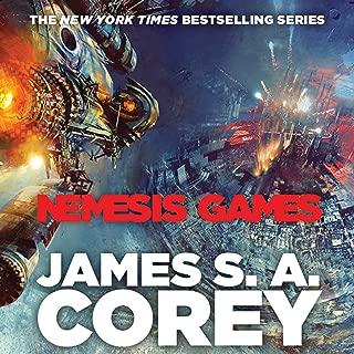 james corey nemesis games