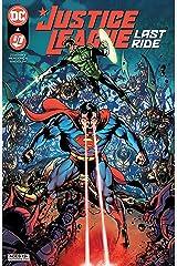 Justice League: Last Ride (2021-) #4 Kindle Edition