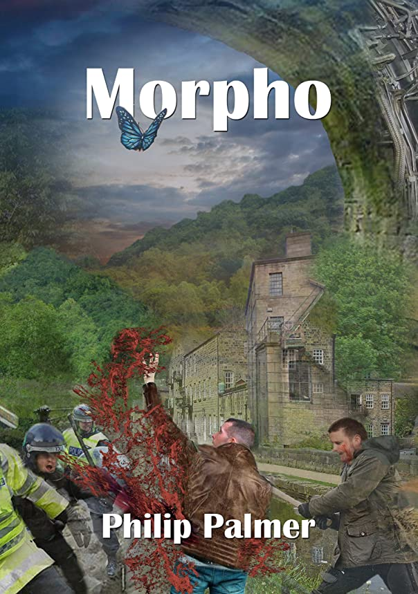 ドナウ川反射ロイヤリティMorpho (NewCon Press Novellas Set 5 Book 2) (English Edition)