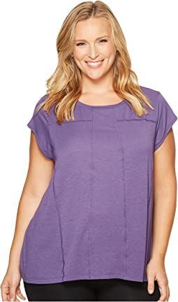 Extended Effortless Ease Short Sleeve