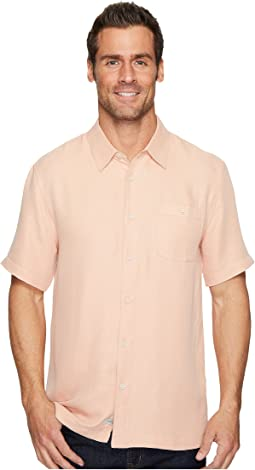 Quiksilver Waterman - Avalon Short Sleeve Woven Shirt