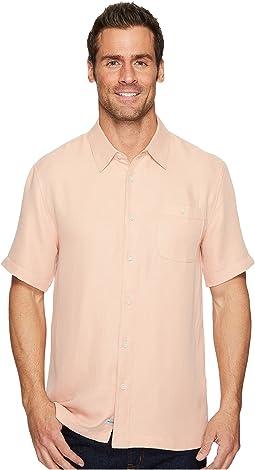 Quiksilver Waterman - Avalon Short Sleeve Woven Shirt