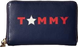 Tommy Hilfiger - Tommy Star Medium Zip Around