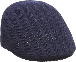 Kangol Men's Herringbone Rib 507 Flat Caps