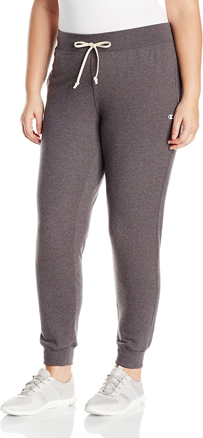 Champion Women's Plus French Terry Jogger