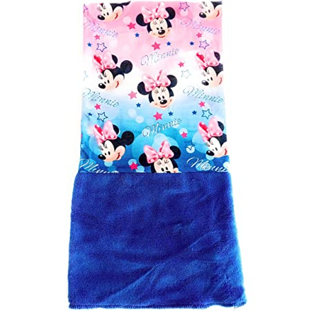 Disney Minnie Mouse Braga de Cuello Coralina - Pañuelo Bufanda Tubular