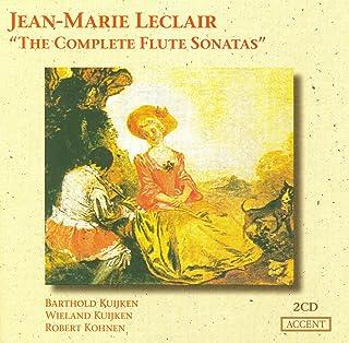 Leclair: Flute Sonatas (Complete)