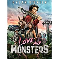 Deals on Love and Monsters 4K UHD Digital Rental