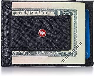 RFID Harper Money Clip Front Pocket Wallet For Men