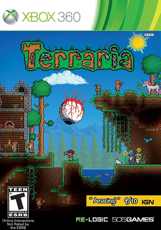 Max 73% OFF Terraria - Xbox 360 Translated