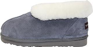 Furfurmouton 女式拖鞋澳大利亚羊皮 E809