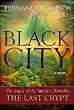 BLACK CITY: Finding the Lost City of Z (Ulysses Vidal Adventure Series Book 2)