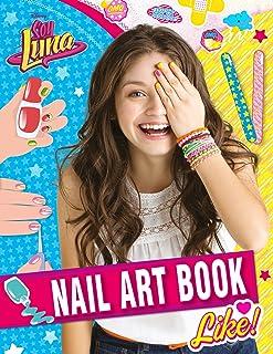 Luna- NAIL ART BOOK (HJD ACTIV.STICK)