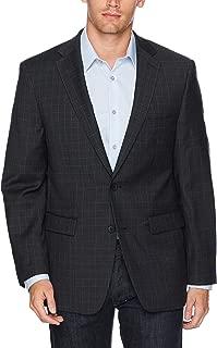 Men's Modern Fit Houndstooth Sport Coat