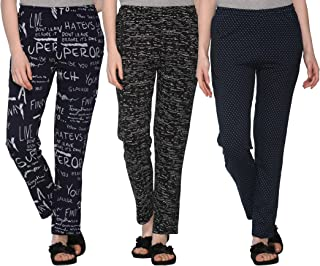 SHAUN Women Trackpant (631WTPN3_Pack of 3)