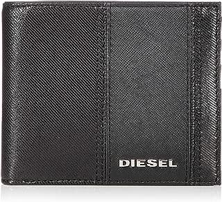 (ディーゼル) DIESEL メンズ ウォレット サフィアーノレザー 二つ折り 財布 X06123P2679