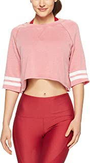 Lorna Jane Women's Boyfriend Cropped Sweat