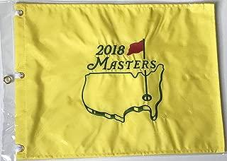 2018 masters flag