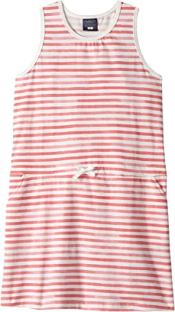 Red & White Stripe Beach Cover-Up (Toddler/Little Kids/Big Kids)