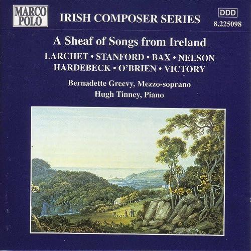 A Sheaf of Songs from Leinster: Grandeur de Bernadette Greevy en ...