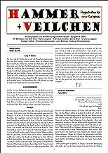 Hammer + Veilchen Nr. 8: Flugschriften für neue Kurzprosa