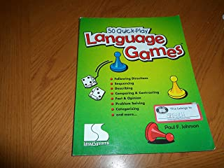 50 Quick-Play Language Games
