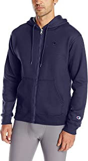 Champion Men's Powerblend Full-Zip Hoodie