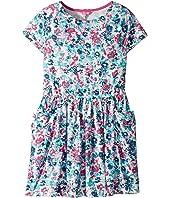 Joules Kids Printed Jersey Dress (Toddler/Little Kids/Big Kids)