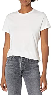 Hanes Women's Nano T-Shirt, Large, White