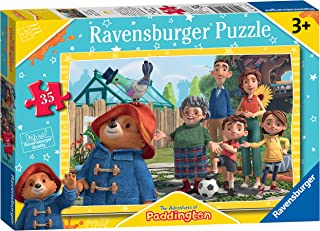 Ravensburger The Adventures of Paddington 35 Piece Jigsaw Puzzle for Kids Age 3 Years and Up