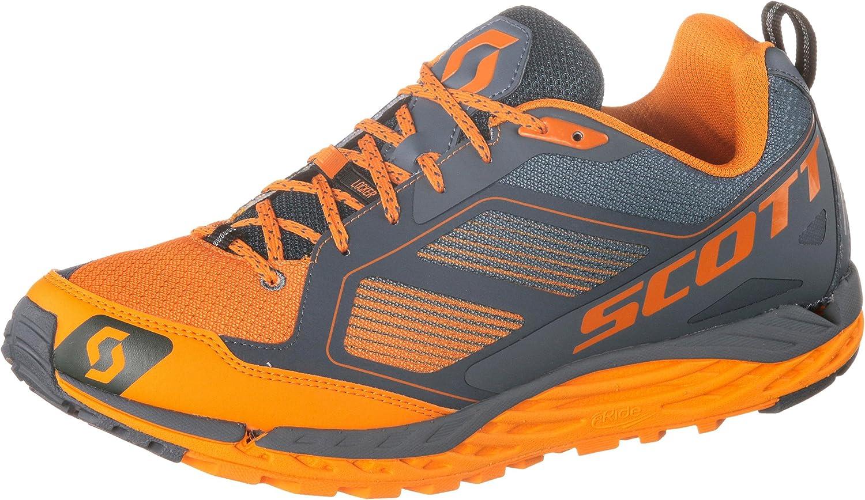 Scott Men's Running shoes, bluee orange, EU 45.5