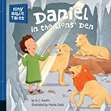 Daniel in the Lions' Den (Tiny Bible Tales)