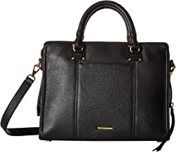 Rebecca Minkoff - Bree Medium Top Zip Satchel