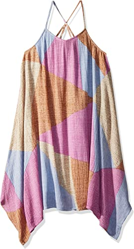 O'Neill Girls' Big Jones Robe, Multi Couleuruge, S
