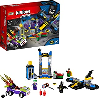 LEGO Juniors - Ataque de The Joker a
