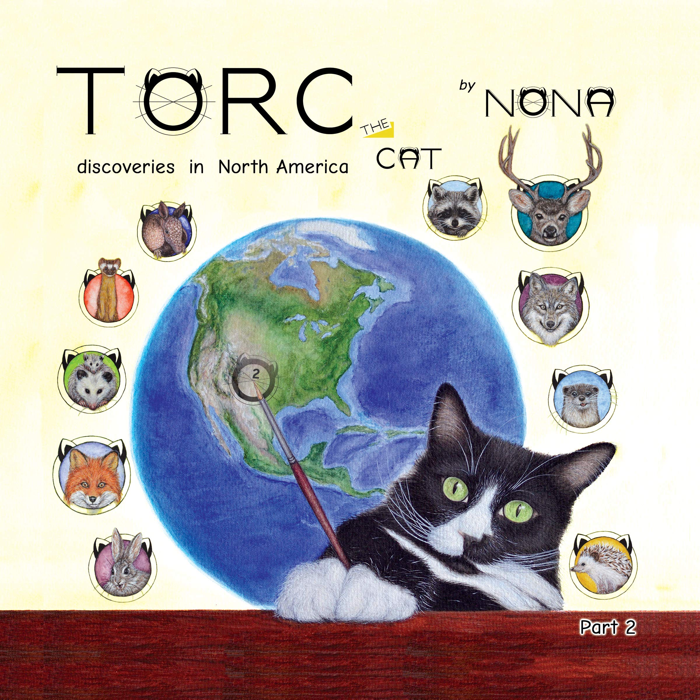 TORC the CAT discoveries in North America part 2