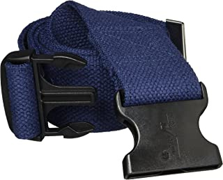 Sammons Preston Quick-Release Gait Belt, Mobility & Walking Aid for Hospital & Home Use, Functional Recovery & Stability Training Device for Elderly, Handicapped, and Disabled, 54