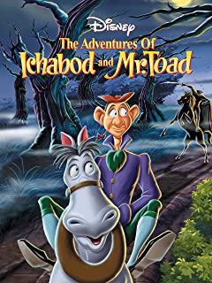 Best The Adventures of Ichabod And Mr. Toad Review