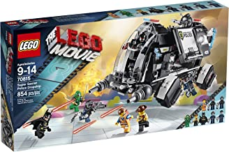 LEGO Movie 70815 Super Secret Police Dropship Building Set (Discontinued by Manufacturer)