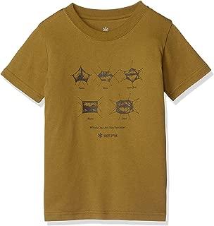[スノーピーク] キッズ SP Tarp Tシャツ