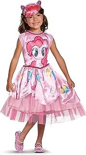 Pinkie Pie Movie Classic Costume, Pink, Medium (7-8)