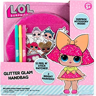 L.O.L. Surprise Glitter Glam Bag by Horizon Group USA