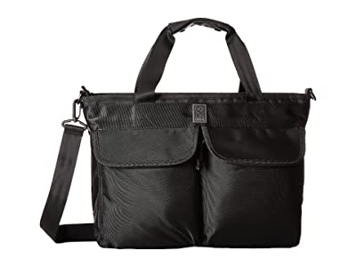 Chrome Juno Tote Bag (All Black) Bags