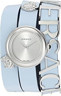 Versace Womens V-Flare Watch