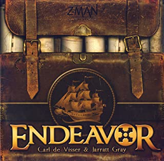 Z-Man Games Endeavor